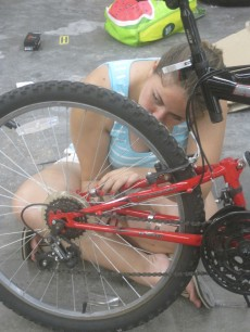 Iva Bike Maintenance