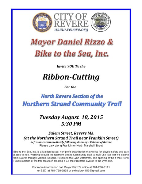8.18_Revere Ribbon Cutting Invite